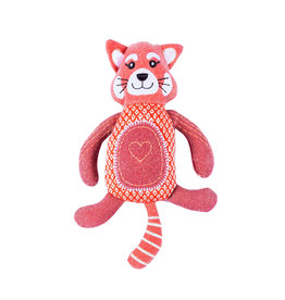 Resploot Resploot Toy – Red Panda – China - 32 x 25 cm (12.5 x 10 in)