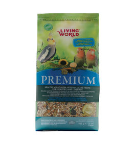 Living World Living World Premium Mix for Cockatiels and Lovebirds - 908 g (2 lbs)