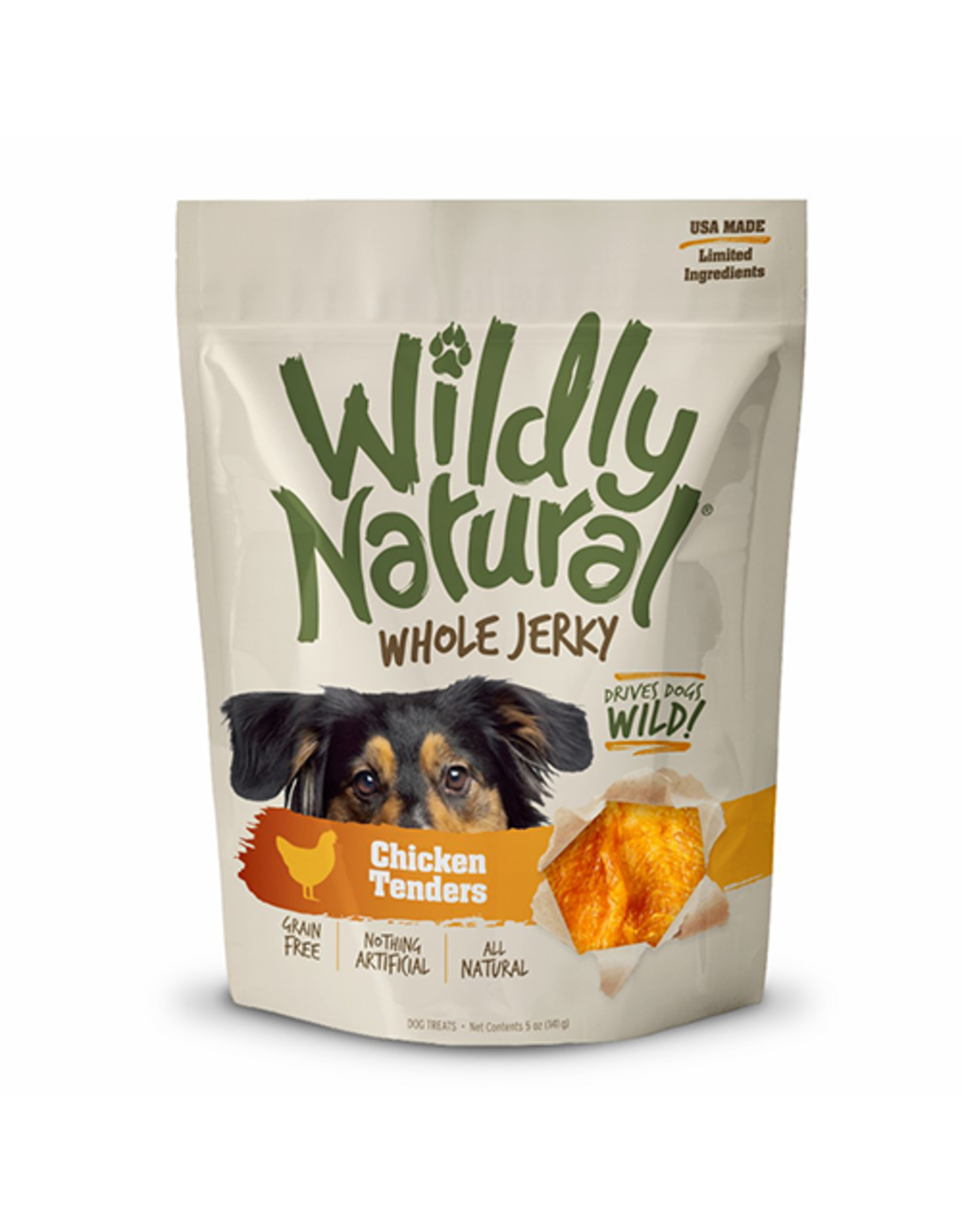 Fruitables Fruitables Wildly Natural Chicken Tenders 5oz