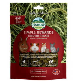 Oxbow Oxbow Simple Rewards Timothy Treats