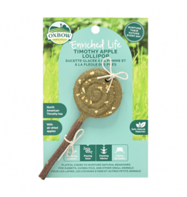 Oxbow Oxbow Enriched Life Timothy Lollipop (Apple)