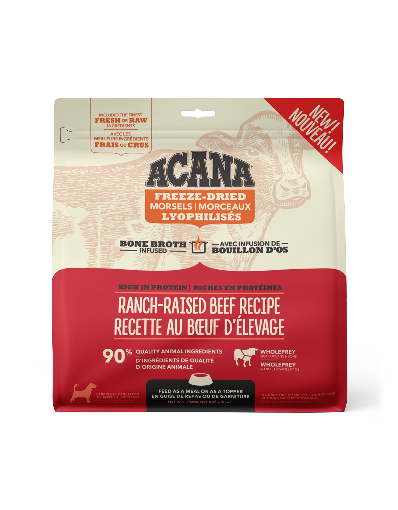 ACANA ACANA Freeze-Dried Food Ranch-Raised Beef