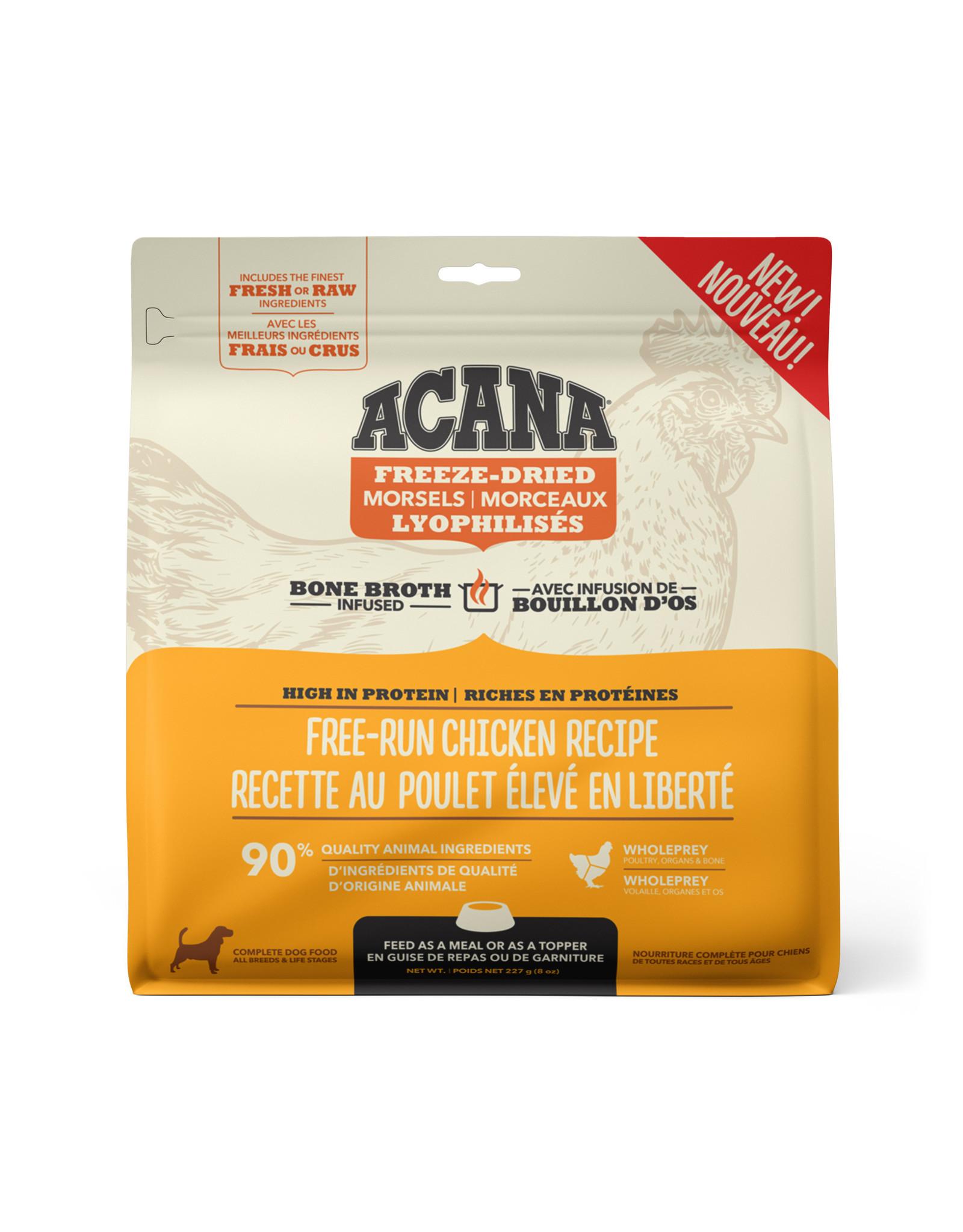 ACANA ACANA Freeze-Dried Food Free-Run Chicken