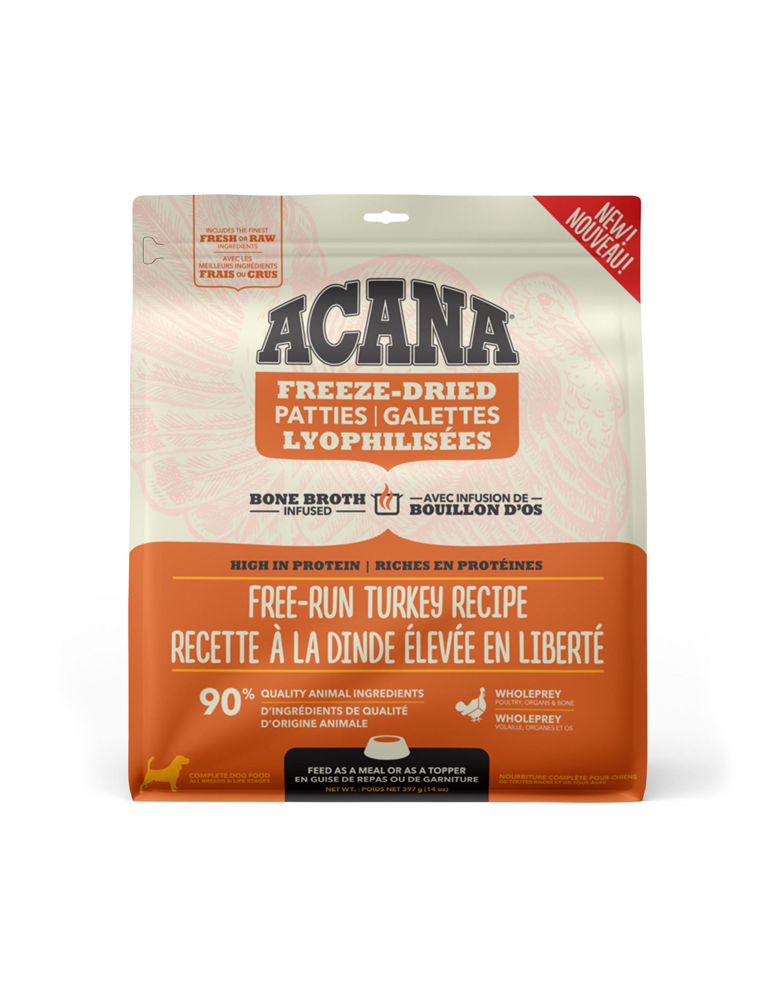 ACANA ACANA Freeze-Dried Food Free-Run Turkey