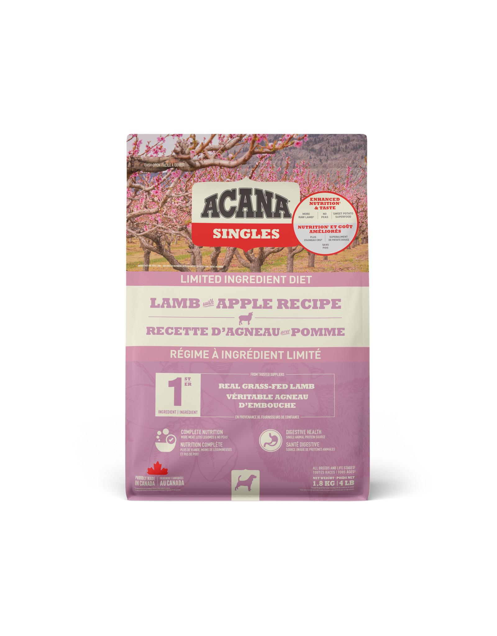 ACANA ACANA Singles Lamb with Apple