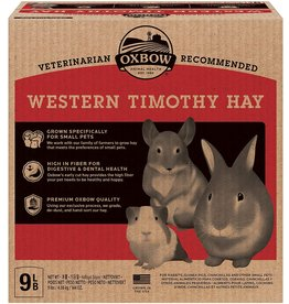 Oxbow Oxbow Western Timothy 9lb