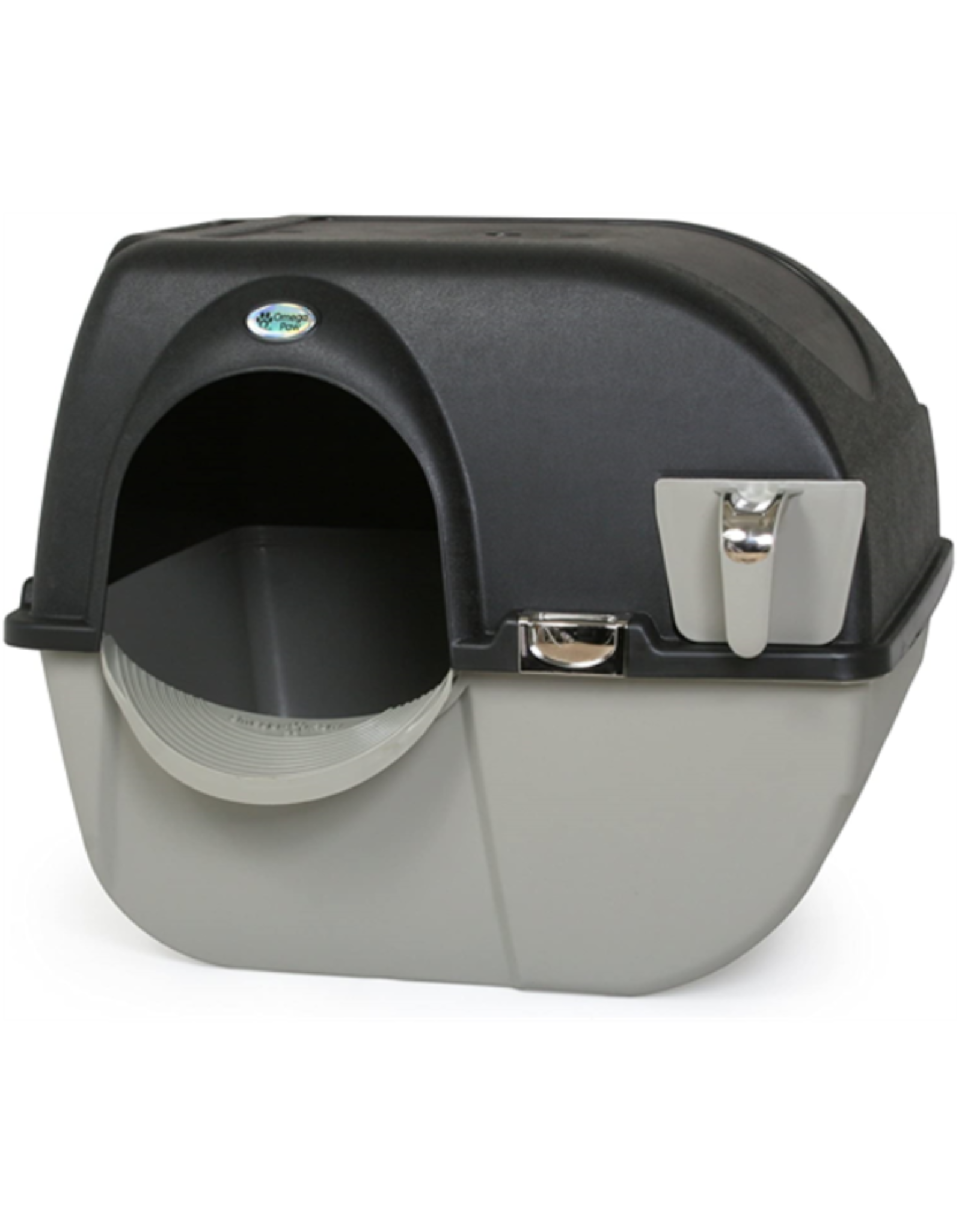 Omega Paw Omega Paw Self-Cleaning Litter Box Large