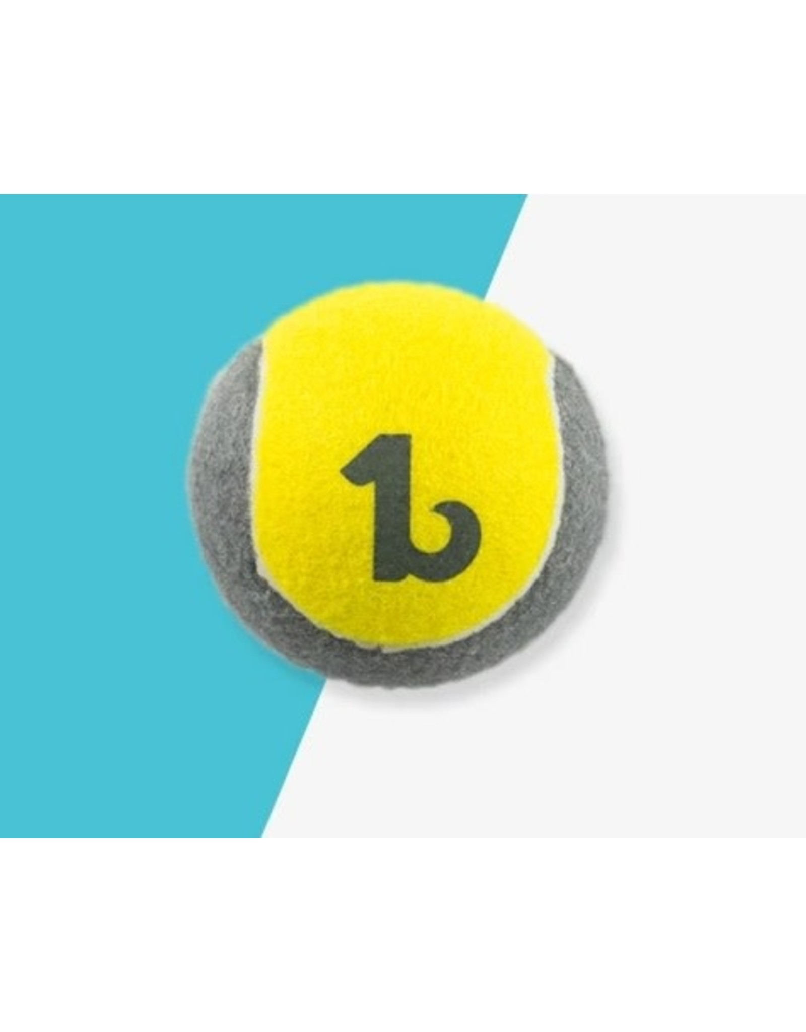 "Be One Breed Be One Breed Sturdybreed Tennis Ball 2.5"""
