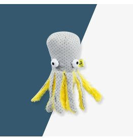 Be One Breed Be One Breed Cat Toy Plush Octopus