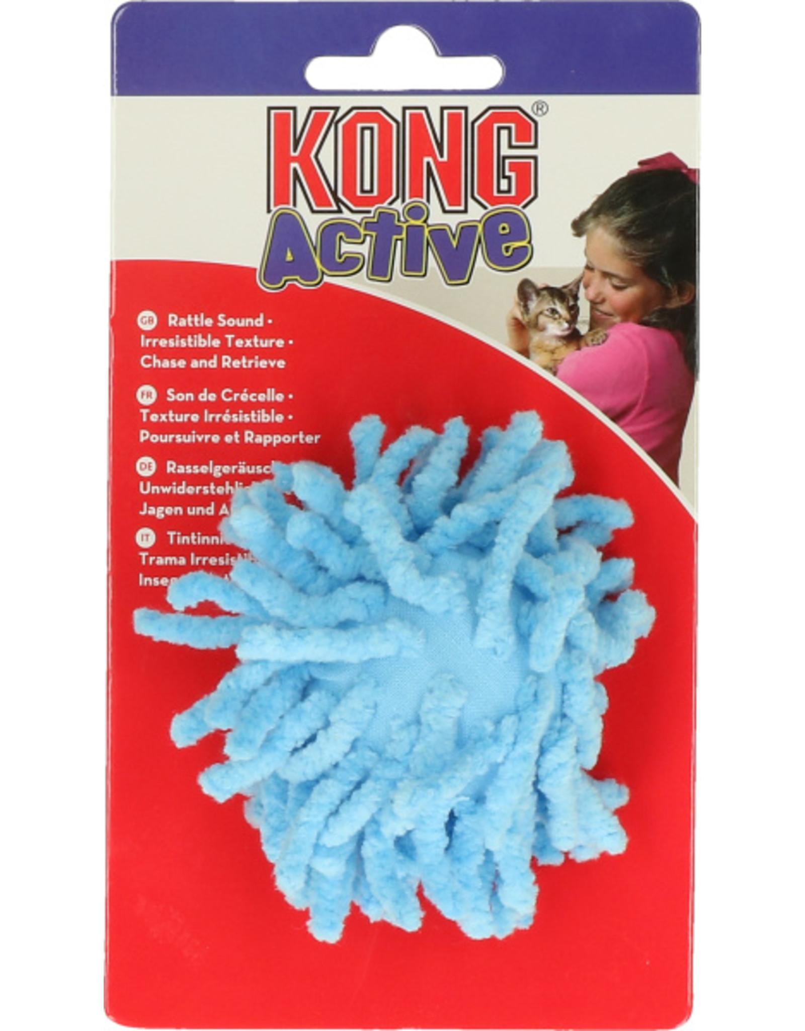 Kong Kong Active Cat Moppy Ball Assorted
