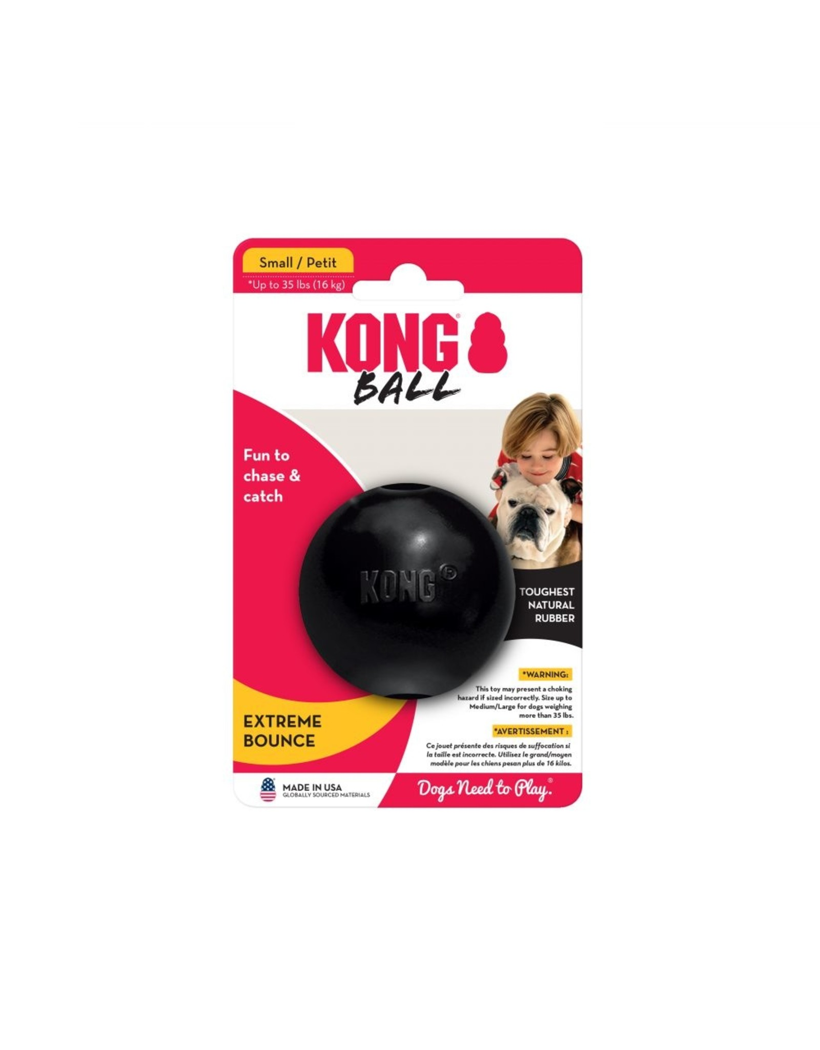 Kong Kong Extreme Ball Small