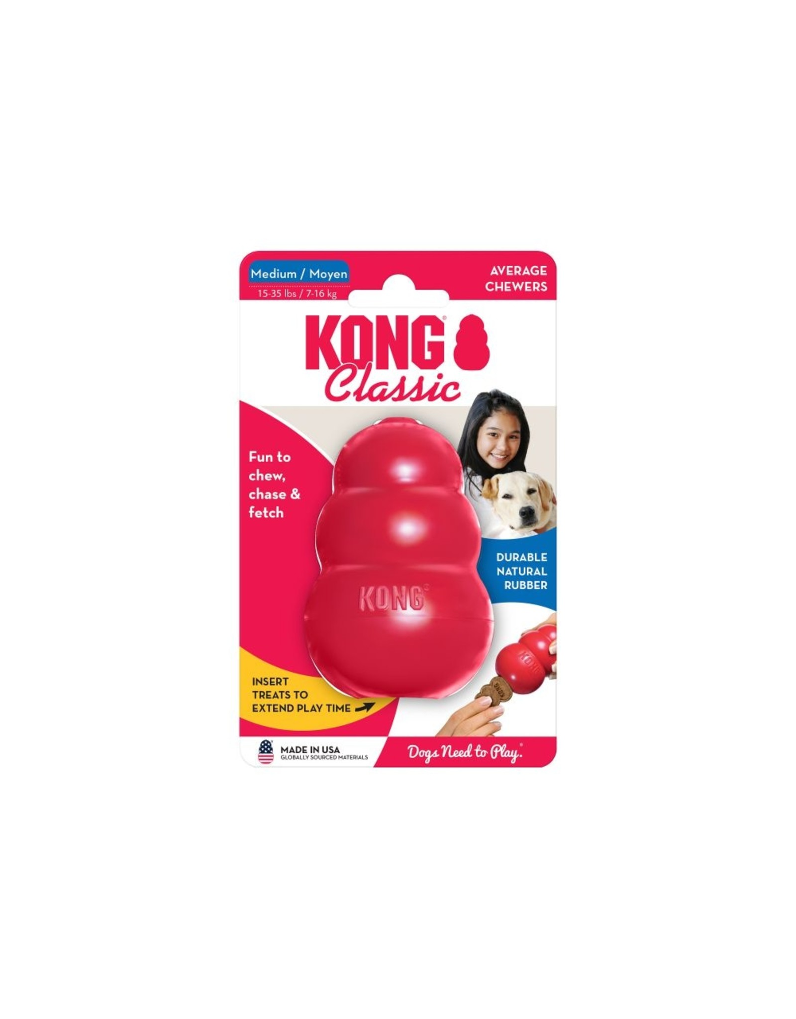 Kong Classic Kong Medium