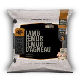 Big Country Raw Lamb Femur Bones 2 Pieces