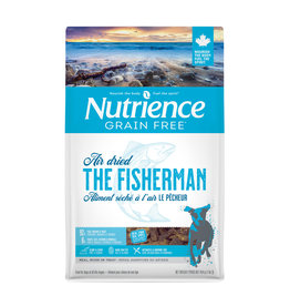 Nutrience Nutrience GF Air Dried For Dogs The Fisherman Fish 454g
