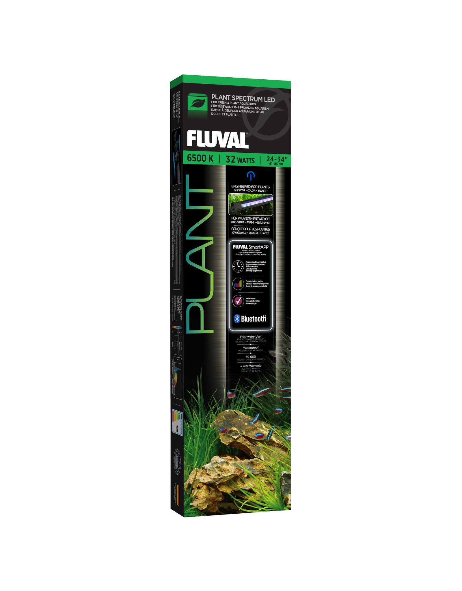 Fluval Fluval Plant 3.0 LED with Bluetooth