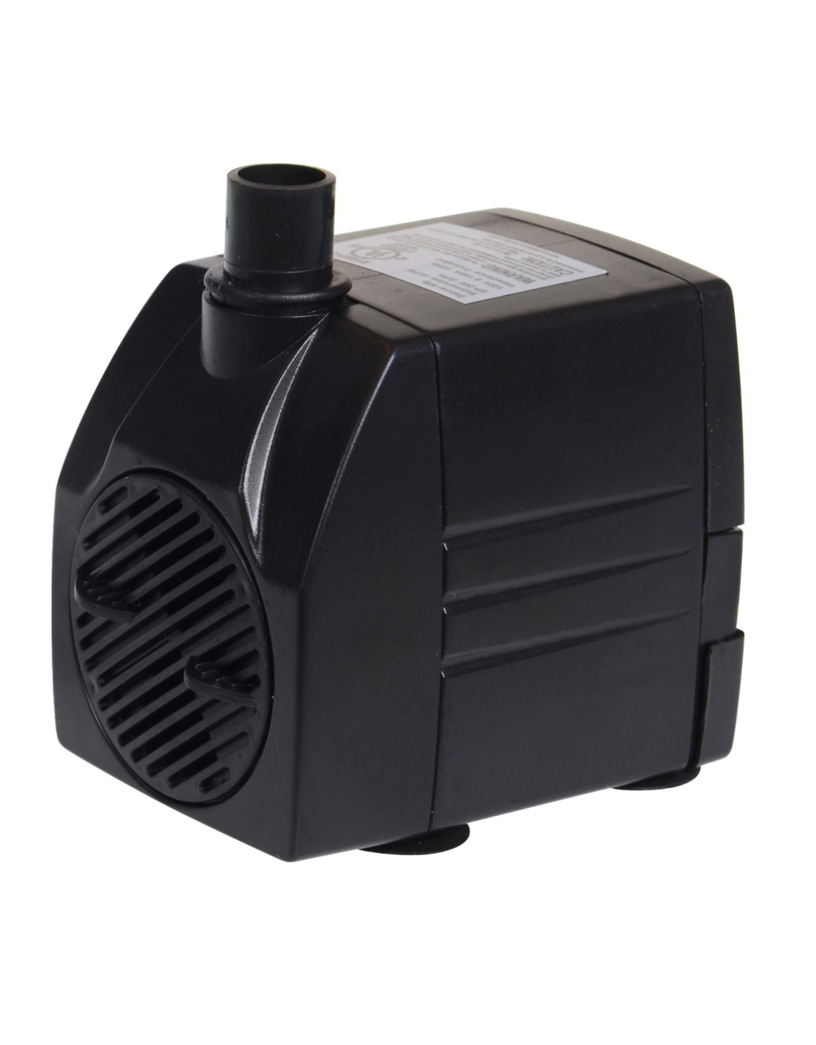 Aqua-Supreme Magnetic Drive Submersible Aquarium Pump -200 gph