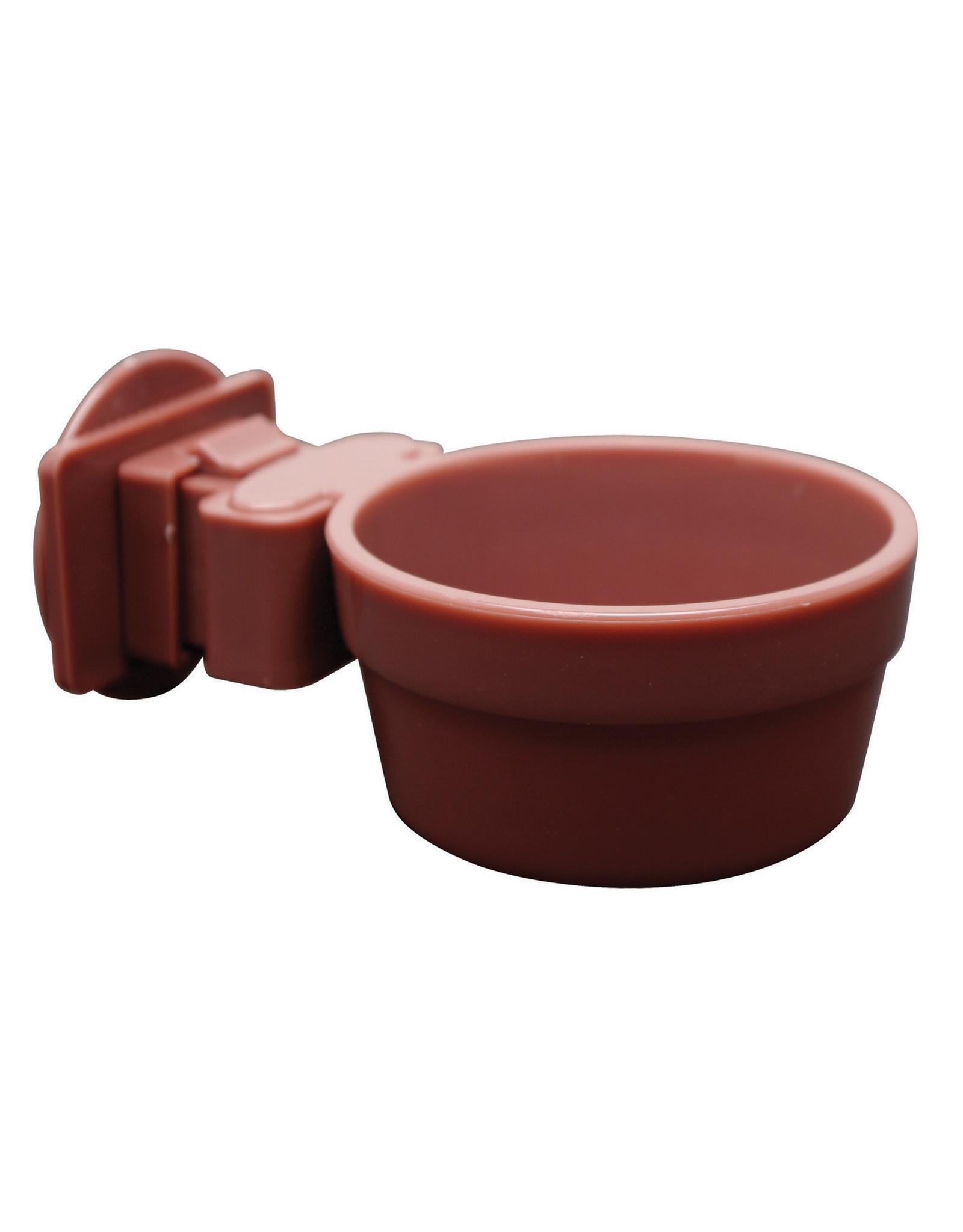 Living World Lock & Crock Dish - Burgundy Plum 177ml (6oz)