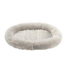 "DogIt DreamWell Oval Sleeping Mat Gray - 43x32x5cm (17x14x2 "")"