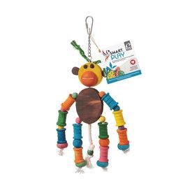 HARI SmartPlay Enrichment Parrot Toy - Monkey King