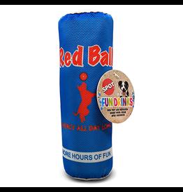 Spot Spot Fun Drink Red Ball Dog Toy