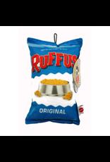 "Spot Spot Fun Food  Ruffus Chips 8"" Dog Toy"