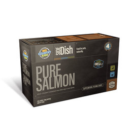Big Country Raw Pure Salmon Carton - 4lb