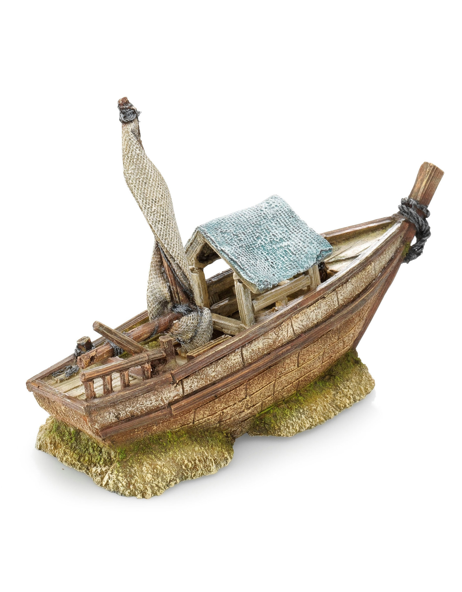 Hagen Aqua Della - Boat