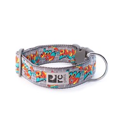 RC Pets Wide Clip Dog Collar