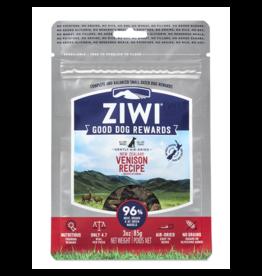 ZIWI ZIWI Venison Dog Treat Pouches 85.2g