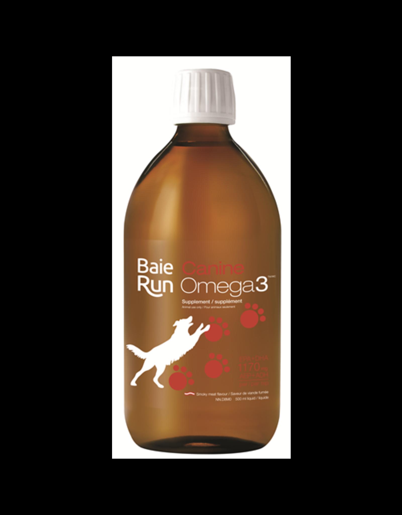 Baie Run Baie Run Canine Omega 3 500ml