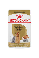 Royal Canin Royal Canin Yorkshire Loaf in Gravy Pouch 85g