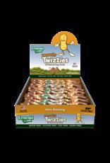 "Emerald Pet Emerald Pet Twizzies Peanutty 6"" Singles"