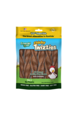 """Emerald Pet Emerald Pet Twizzies Chicky 6 Pack 6"""""""
