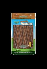 """Emerald Pet Emerald Pet Twizzies Peanutty 6 Pack 9"""""""