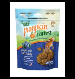Emerald Pet Emerald Pet Pumpkin Harvest Blueberry Chewy Dog Treats 6oz