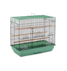 """Prevue Hendrix Prevue Hendryx Flight Cage 26""""Lx14""""Wx22&1/4""""H with 1/2"""" Wire Spacing"""