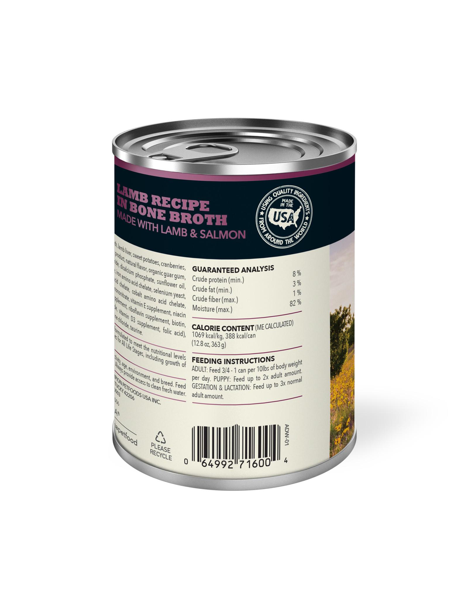 ACANA ACANA Wet Food Lamb Recipe in Bone Broth 363g