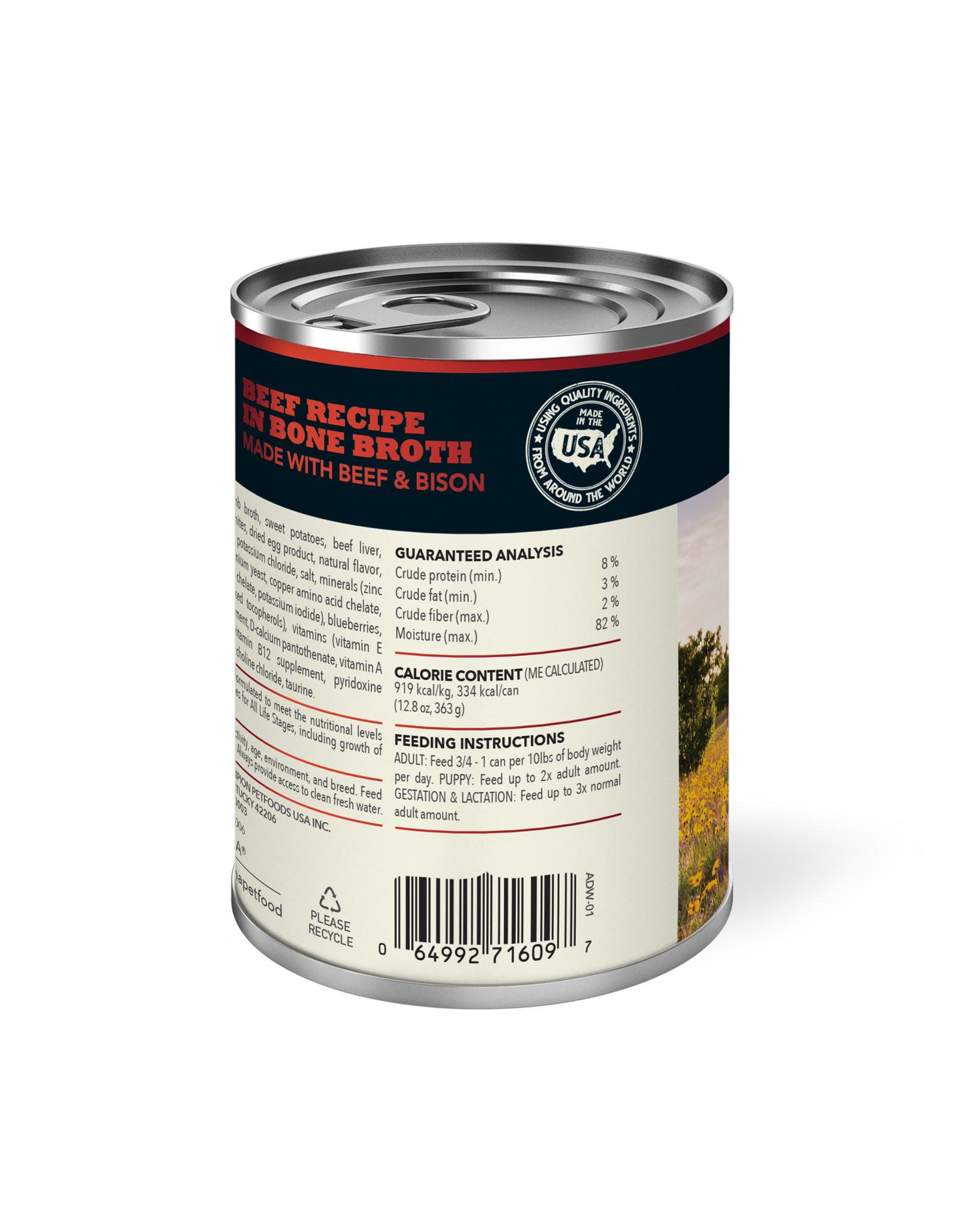 ACANA ACANA Wet Food Beef Recipe in Bone Broth 363g