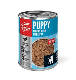 ORIJEN ORIJEN Wet Food Puppy Poultry & Fish Pate Recipe 363g