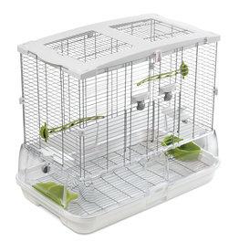 "Vision Vision Bird Cage for Medium Birds 62.5x39.5x53cm (24.6""Lx15.6""Wx21""H)"