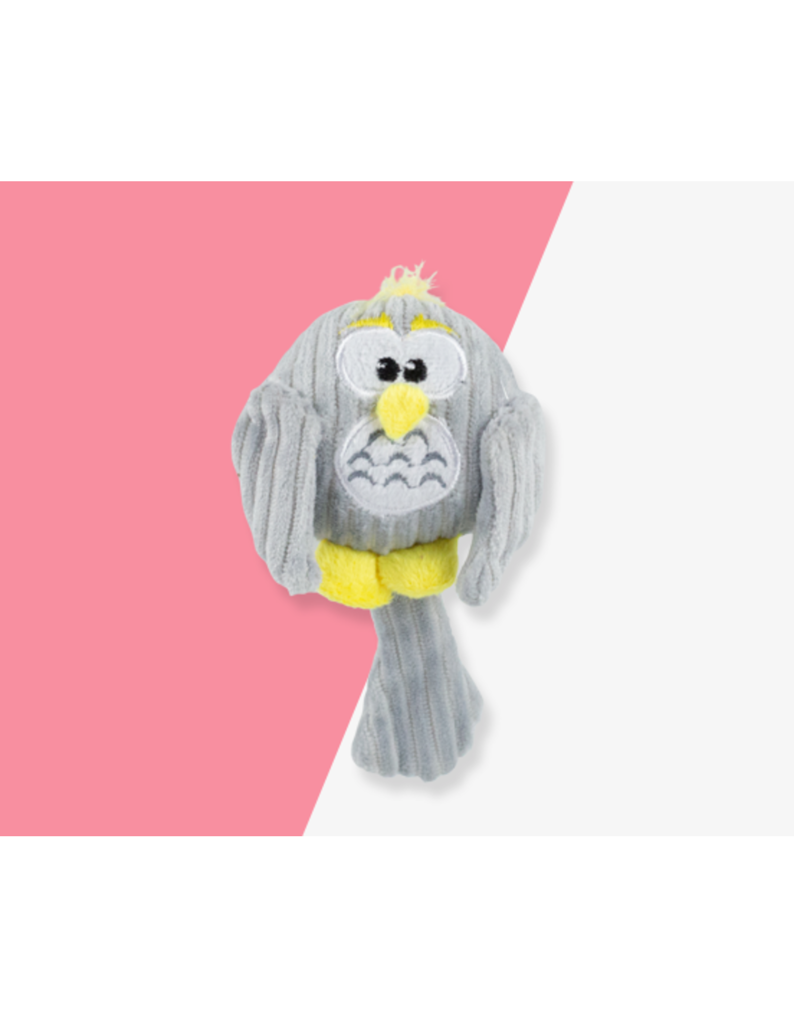Be One Breed Be One Breed Puppy Toy Plush Baby Owl