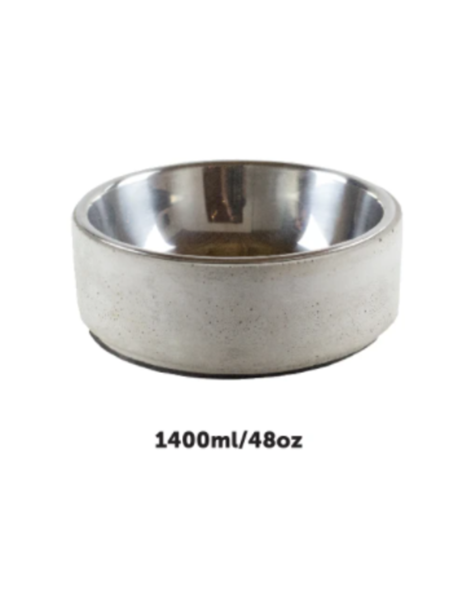 Be One Breed Be One Breed Concrete Bowl Large