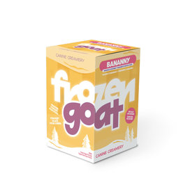 Canine Creamery Frozen Goat - Bananny 300 ml