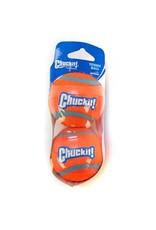 Chuckit! Tennis Balls 2-Pack Medium Shrink Sleeve