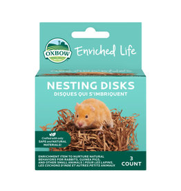 Oxbow Oxbow Enriched Life Nesting Disks
