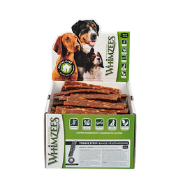 Whimzees Whimzees Veggie Strip Medium Dental Chew for Dogs