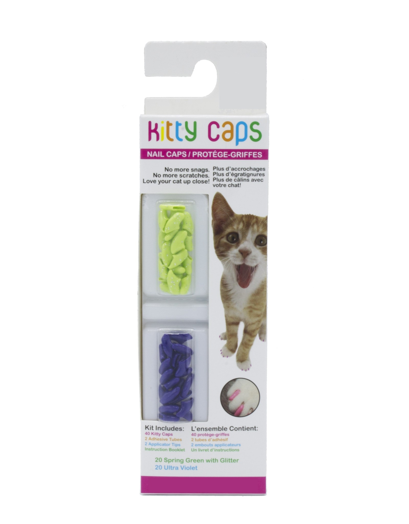 Fetch For Pets Kitty Caps