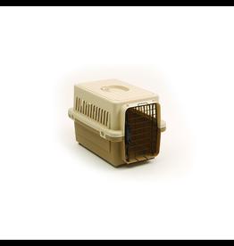 Precision Precision Cargo Kennel Tan/Caramel