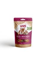Living World Living World Small Animal Bites with Quinoa - 50 g