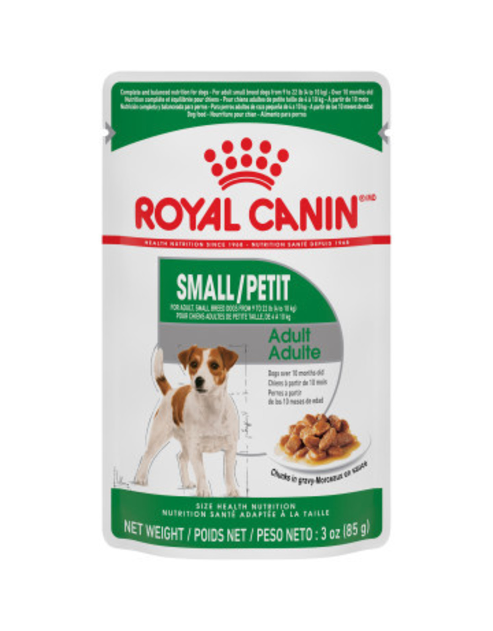 Royal Canin Royal Canin Small Adult Pouch 85g